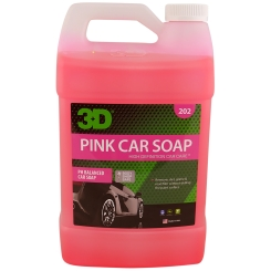 PINK CAR SOAP - SHAMPOO CONCENTRADO PH NEUTRO GALON