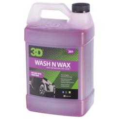 WASH N WAX - SHAMPOO CONCENTRADO CON CERA 5 GALONES