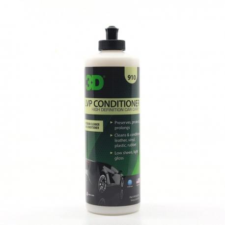 Liquid leather - Limpiador y acondicionador de cueros e interiores