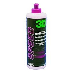3D  speed  corrector 3 en 1 - 16 0Z